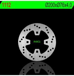 Disque de Frein Quad - SSV Arrière NG Brake pour KTM 450 XC (08-11) 450 SX (09-11)