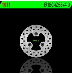 Disque de Frein Quad - SSV Arrière NG Brake pour Kymco MXU 300 - R (06-17)