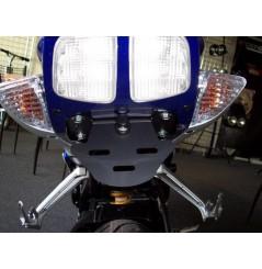 Support de plaque Moto R&G pour Suzuki GSXR 600 et 750 (06-07)