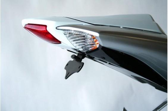 Support de plaque R&G Suzuki GSXR 600 750 08/10