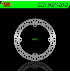 Disque de Frein Quad - SSV Arrière NG Brake pour Polaris Outlaw 450 MXR (09-11)