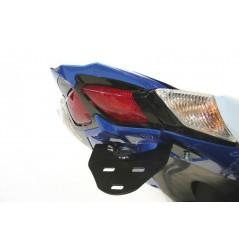 Support de plaque Moto R&G pour Suzuki GSXR 1000 (09-16)