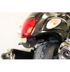 Support de plaque Moto R&G pour Suzuki GSXR 1340 Hayabusa (08-18)