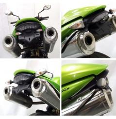 Support de plaque Moto R&G pour Triumph 675 Street Triple (07-12)