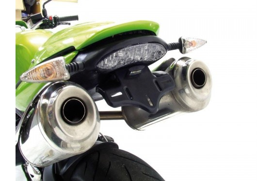 Support de plaque R&G Triumph 1050 Speed Triple 08/10