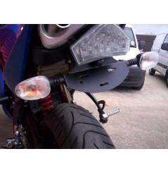 Support de plaque Moto R&G pour Triumph 1050 Sprint ST (05-13)