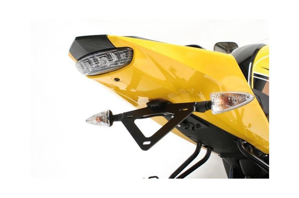 Yamaha Yzf-r125 08-13 Support de fixation pour phare et horloge