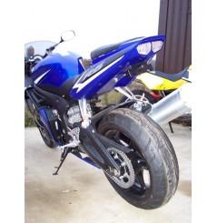 Support de plaque Moto R&G pour Yamaha YZF R6 (03-05) et R1 (02-03)