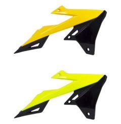 Ouies de Radiateur RaceTech Moto pour Suzuki RMZ250 (19-20) RMZ450 (18-20)