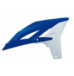Ouies de Radiateur Bleu RaceTech Moto pour Yamaha YZ250 F (11-13) WR450 F (12-15)
