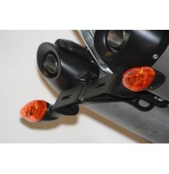 Support de plaque Moto R&G pour Yamaha YZF R1 (07-14)