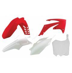 Kit Plastique RaceTech pour Moto Honda CRF250 R (10) CRF450 R (09-10)