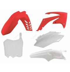 Kit Plastique RaceTech pour Moto Honda CRF250 R (11-13) CRF450 R (11-12)