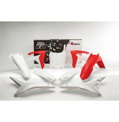 Kit Plastique RaceTech pour Moto Honda CRF250 R (14-17) CRF450 R (13-16)