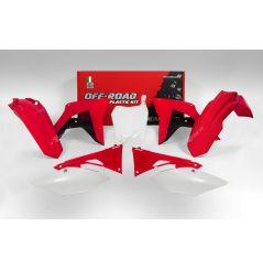 Kit Plastique RaceTech pour Moto Honda CRF250 R (18) CRF450 R (17-18)