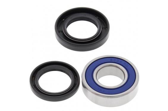 Kit Roulement de Direction Quad + Joint All Balls pour Honda TRX 300 Fourtrax (93-00) TRX 350 FM - TE - TM (00-06)