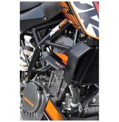 KIT PATINS TOP BLOCK KTM DUKE 125 et 200 de 2011 a 2013