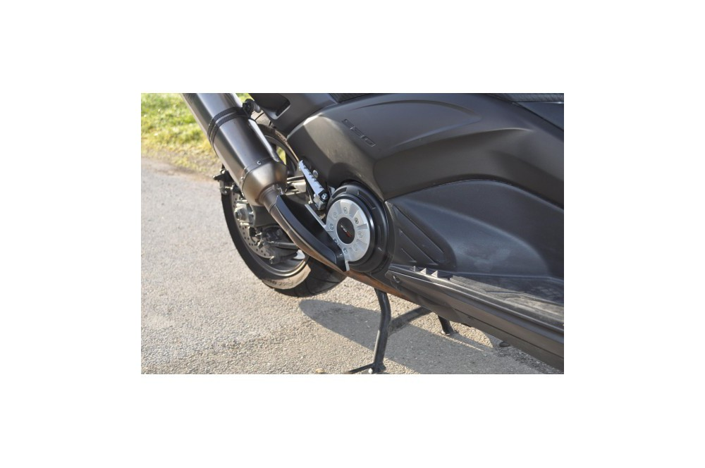 kit patins top block pour yamaha t max 530 12 16 street moto piece. Black Bedroom Furniture Sets. Home Design Ideas