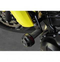 Kit Roulettes Top Block pour Kawasaki ER6N (12-16)