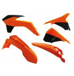 Kit Plastique RaceTech pour Moto KTM EXC125 (14-16) EXC200 (14-16) EXC250 (14-16) EXC300 (14-16) EXC450 (14-16) EXC500 (14-16)