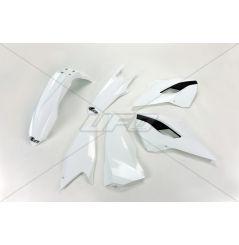 Kit Plastique UFO pour Moto Husqvarna TE125 (14) TE250 (14) TE300 (14)
