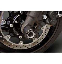Kit Roulettes de Roue Avant TOP BLOCK Suzuki GSR 750 (11-16)