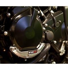 Protections de carter Gauche Top Block pour Suzuki GSR 750 (11-16)