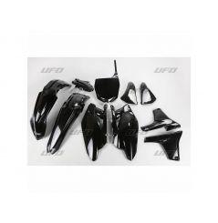 Kit Plastique UFO pour Moto Yamaha YZ450 F (10) | Couleur Noir