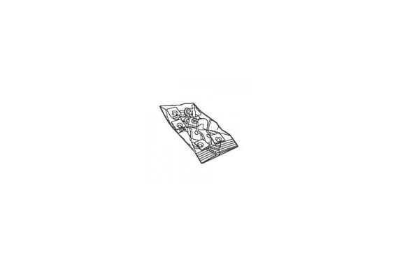 Kit visserie fixation platine SH40-SH42-SH45-SH46