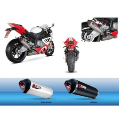 Silencieux Scorpion Serket Carbone BMW S1000RR 09/13