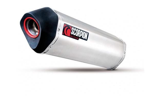 Silencieux Scorpion Serket Inox Honda CBF 1000 11/13