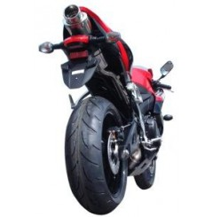 Silencieux Scorpion Stealth Inox Honda CBR600RR (07-08)
