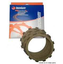 Kit disque garnis d'embrayage moto Tecnium pour KLE 500 (91-06)