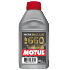 Liquide de frein Motul RBF660 Factory Line pour Moto