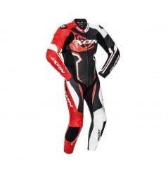 Combinaison Racing IXON FALCON Noir - Blanc - Rouge