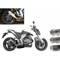 Silencieux Scorpion Power Cone Titane Honda CB 1000 R 08/13