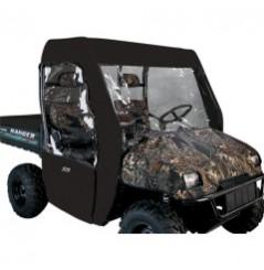 Protection Cabine Toit - Porte Souple MOOSE pour SSV Polaris Ranger 500 - 700 (02-08)