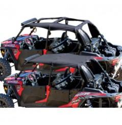 Toit Souple MOOSE pour SSV Polaris 900 RZR - 4 (14-17) 1000 RZR - 4 XP - Turbo (14-17)