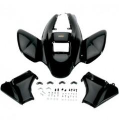 Plastique - Carénage Avant Noir MAIER pour Quad Honda TRX 250 EX (01-05)
