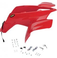 Plastique - Carénage Avant Rouge MAIER pour Quad Honda TRX 250 R (86-89)