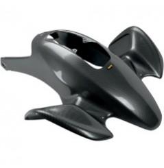 Plastique - Carénage Avant Look Carbone MAIER pour Quad Honda TRX 300 EX (93-06)