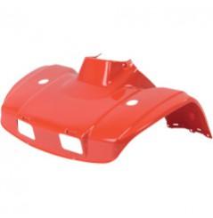 Plastique - Carénage Avant Rouge MAIER pour Quad Honda TRX 300 FW (88-00)