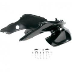 Plastique - Carénage Avant Noir MAIER pour Quad Honda TRX 400 EX (05-07)