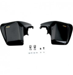 Plastique - Carénage Avant Noir MAIER pour Quad Honda TRX 450 R (04-14)