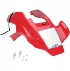 Plastique - Carénage Racing Avant Rouge MAIER pour Quad Honda TRX 250 R (86-89)