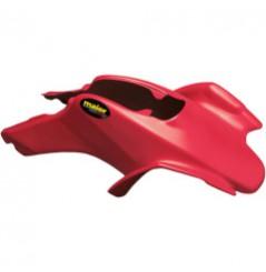 Plastique - Carénage Racing Avant Rouge MAIER pour Quad Honda TRX 400 EX (99-07)