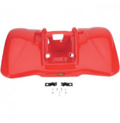 Plastique - Carénage Arrière Rouge MAIER pour Quad TRX 250 R (86-89)
