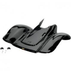 Plastique - Carénage Arrière Noir MAIER pour Quad TRX 300 EX (93-06)