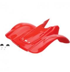 Plastique - Carénage Arrière Rouge MAIER pour Quad TRX 300 EX (93-06)