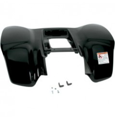 Plastique - Carénage Arrière Noir MAIER pour Quad TRX 400 EX (99-07)